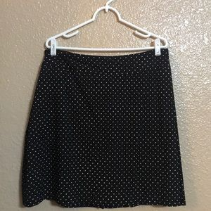 Sharagano - Polka Dot Skirt - 26W